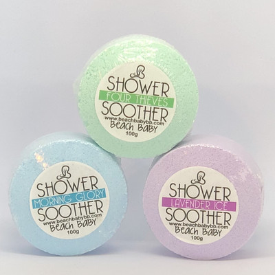 Shower Soothers