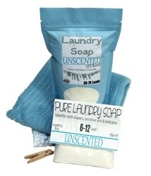 Laundry Soap-100% Natural