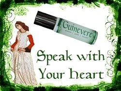 Guinevere 100% Natural Essential Oil Perfume