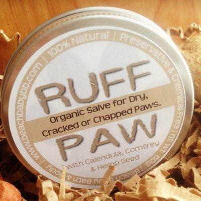 Ruff Pawz - TLC for tender skin
