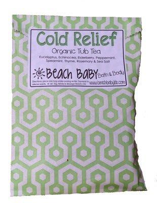 Cold Relief Tub Tea