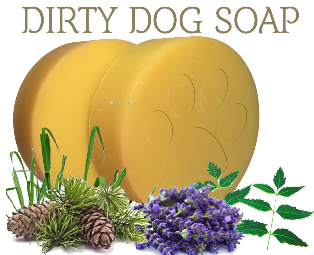 Dirty Dog 100% Natural Essential Oil Soap
