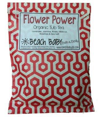 Flower Power Tub Tea
