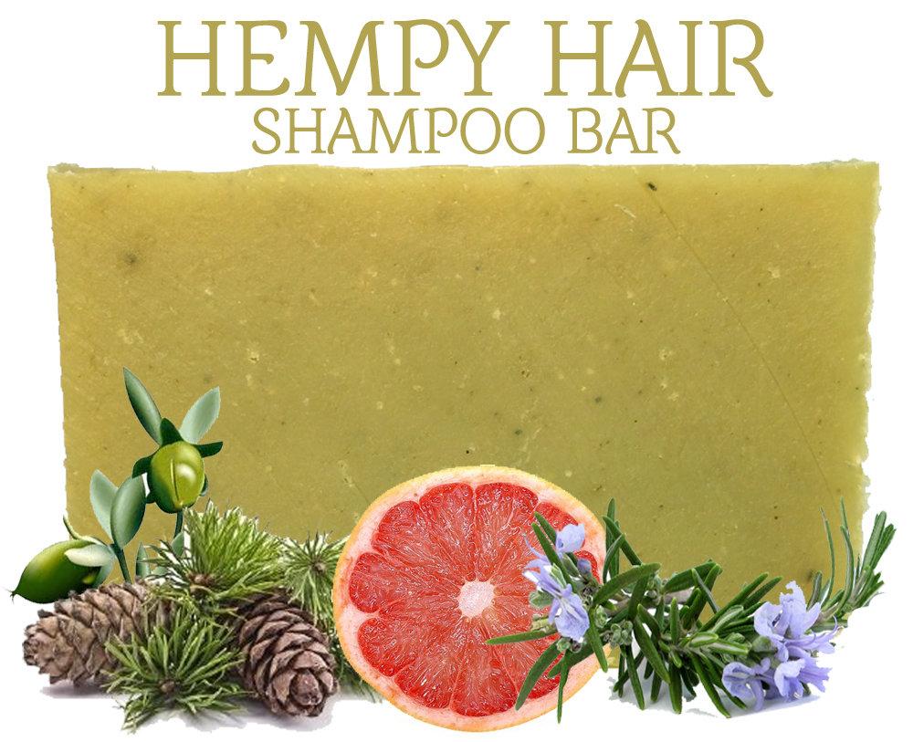 Hempy Hair 100% Natural Shampoo Bar