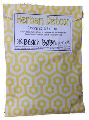 Herban Detox Tub Tea
