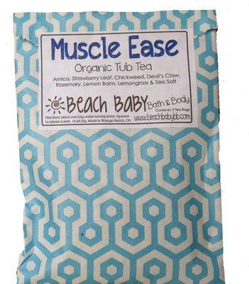 Muscle Ease Tub Tea