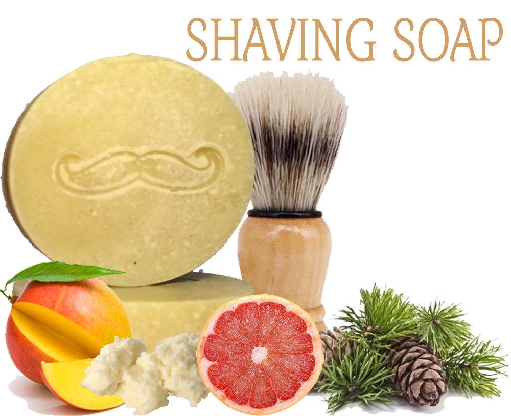 Shaving Soap - Unscented Beer