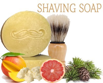 Shaving Soap - Unscented Beer