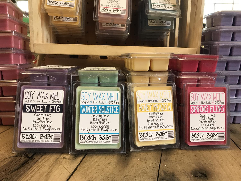 Soy Melts - 100%  Natural Tarts
