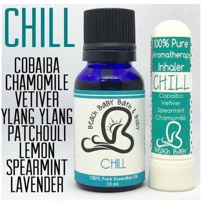 CHILL Essential Oil Blend