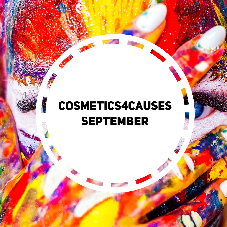 Cosmetics4Causes - SEPTEMBER