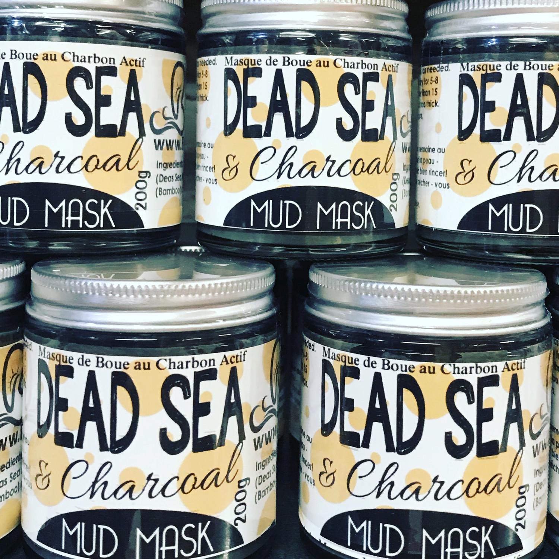 Dead Sea Mud Mask - 200g