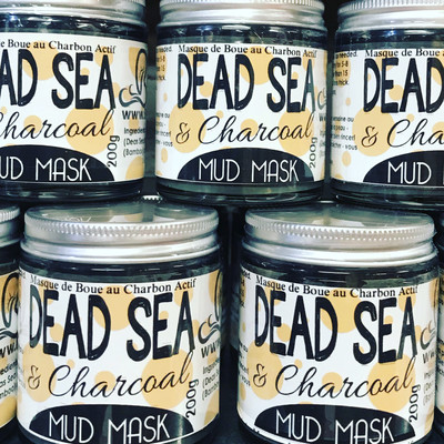 Dead Sea Mud Mask - 200g
