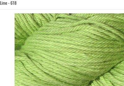Cotton Supreme  618 Lime