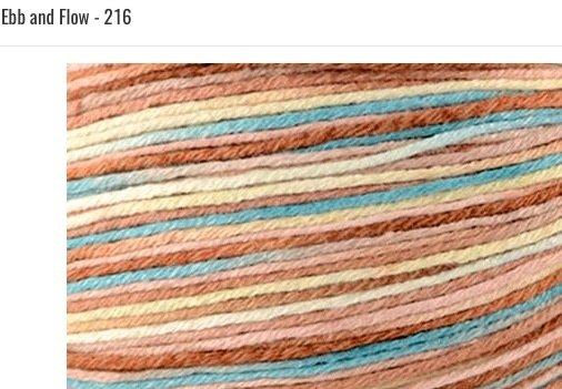 Bamboo Pop Yarn 216 Ebb and Flow