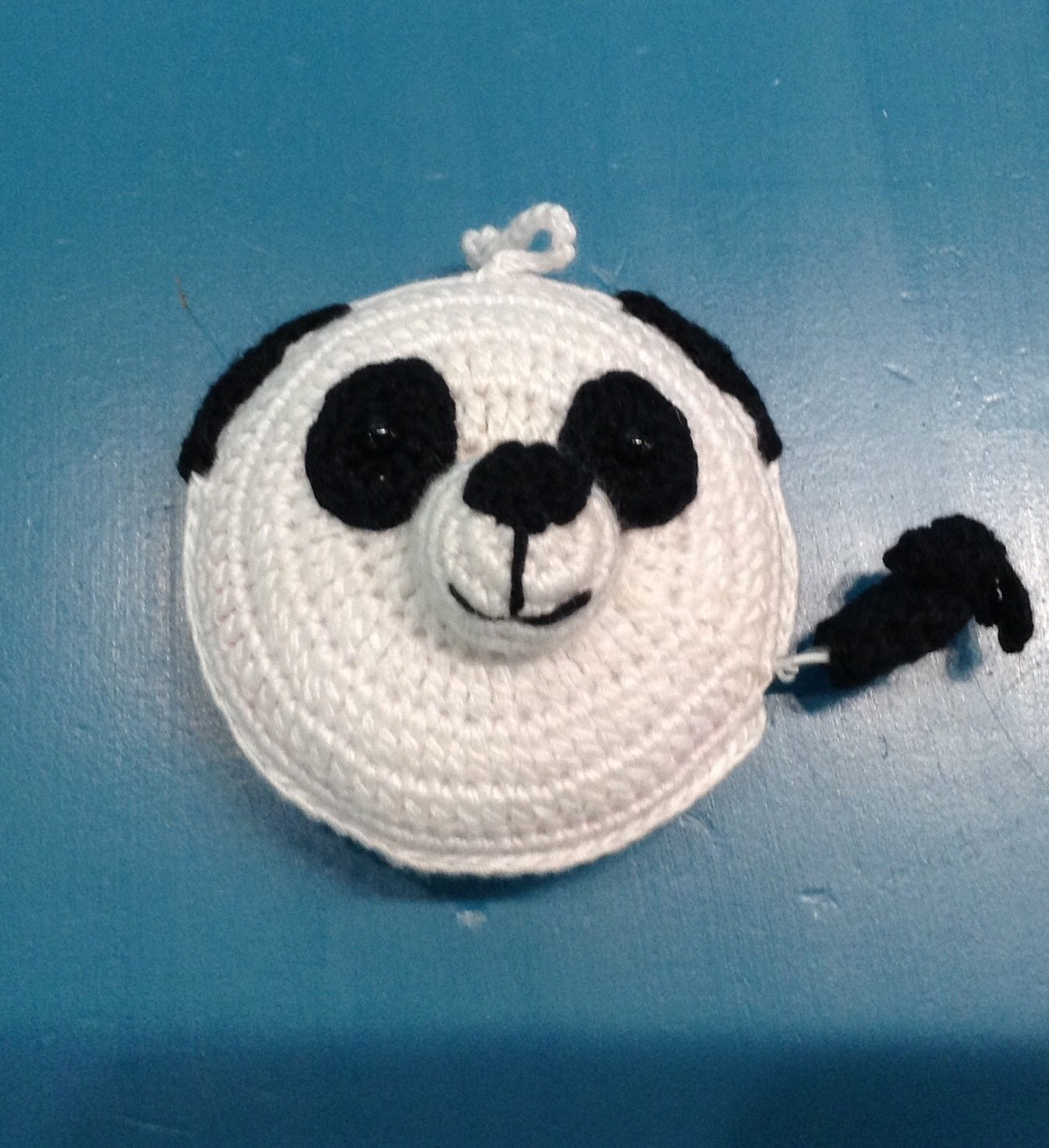 Crochet Tape Measures Panda 10103