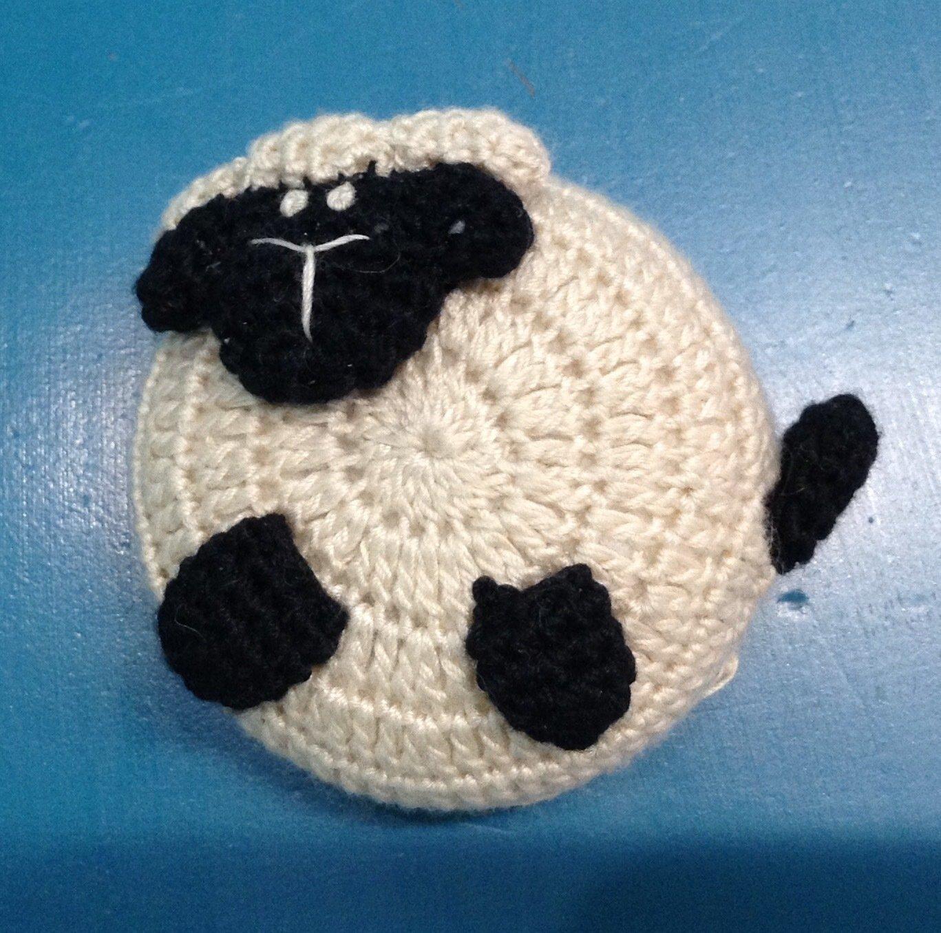 Crochet Tape Measures Sheep 10101