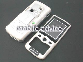K750i Ericsson Housing Chassis Sony White For Full Cover