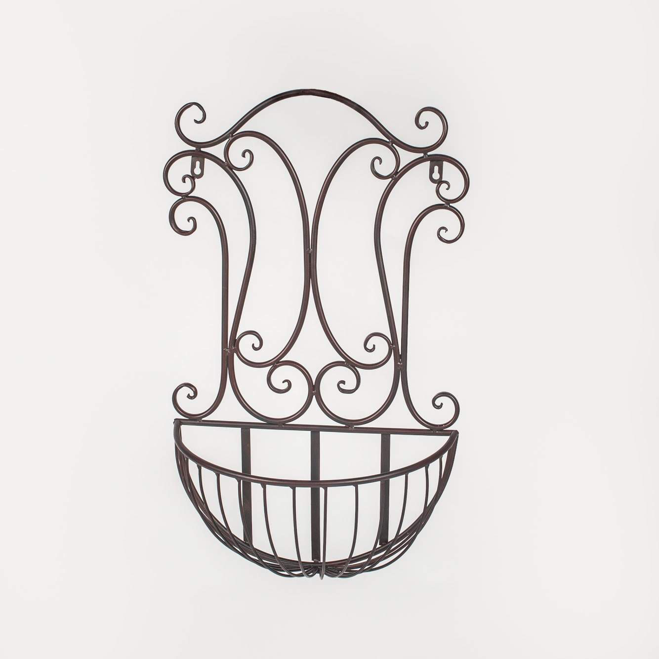WALL PLANT HOLDERS S/2