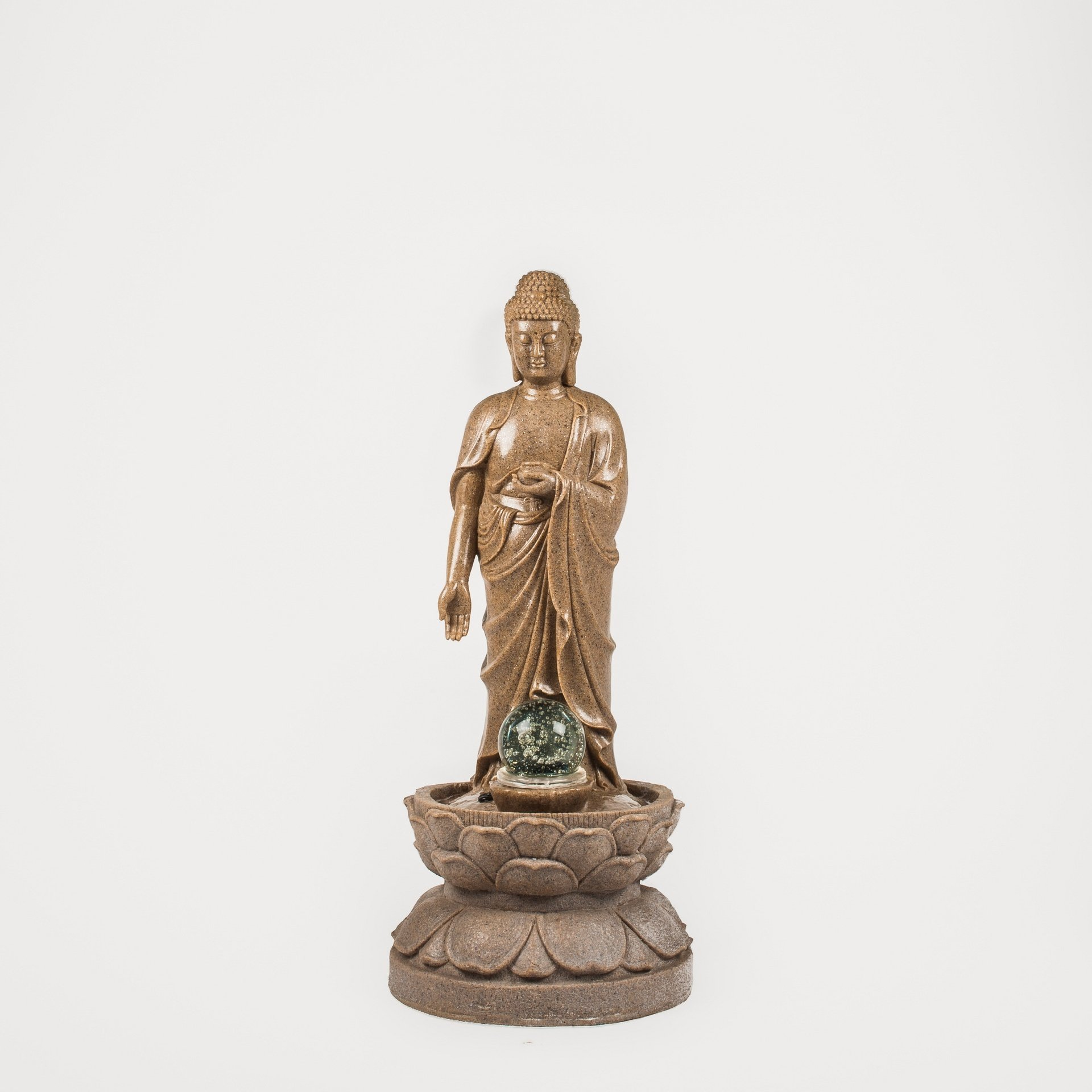 Standing Buddha with Ball DW10047-2