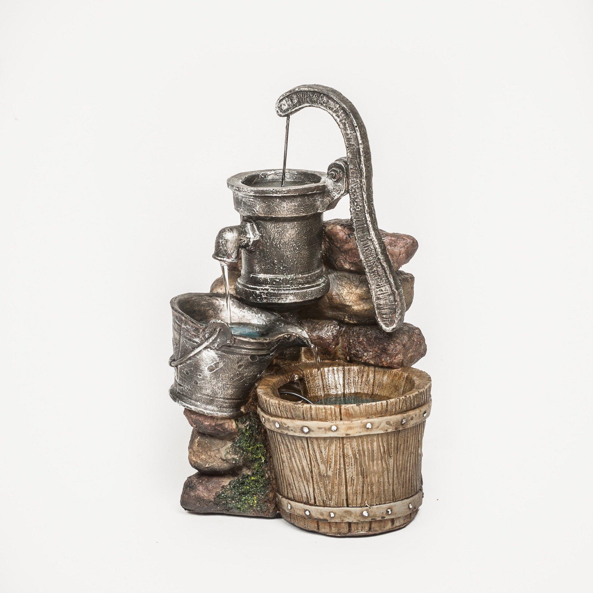Small Hand Pump & Barrel DW09161