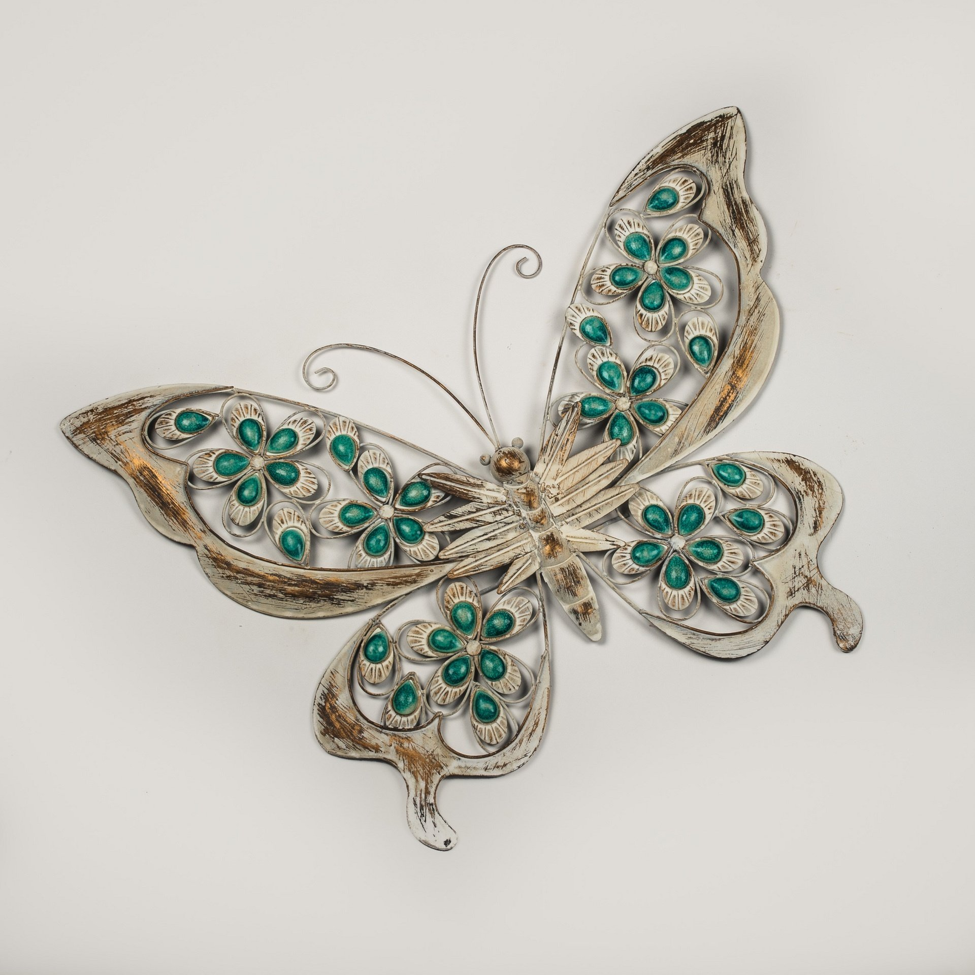 WHITE BUTTERFLY 14A0573