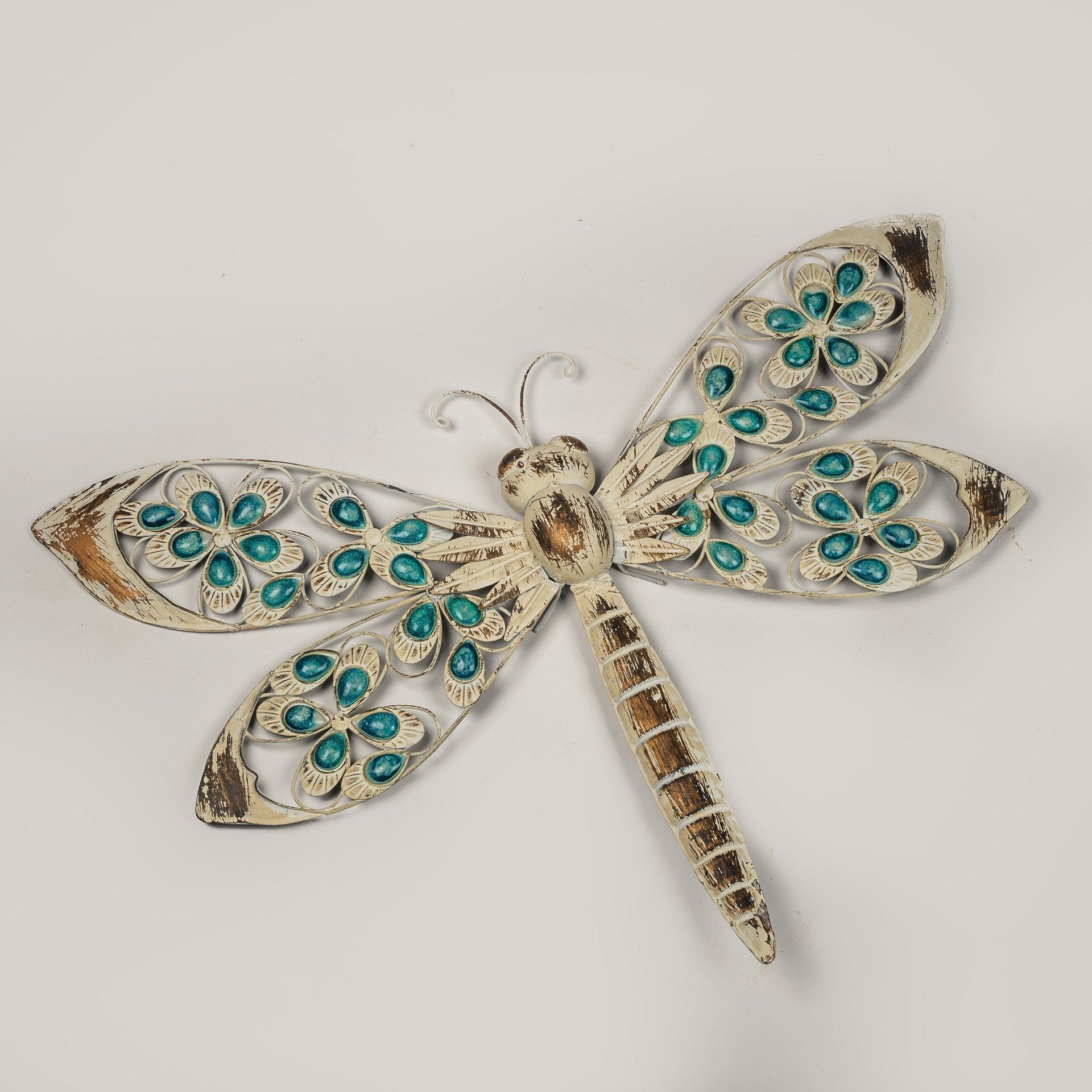 WHITE DRAGONFLY 14A0574