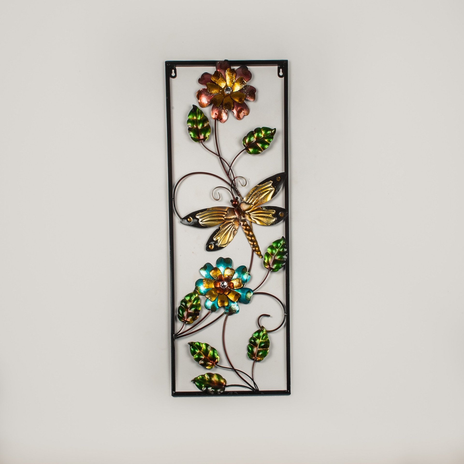 FLOWER IN FRAME WALL 12A1427