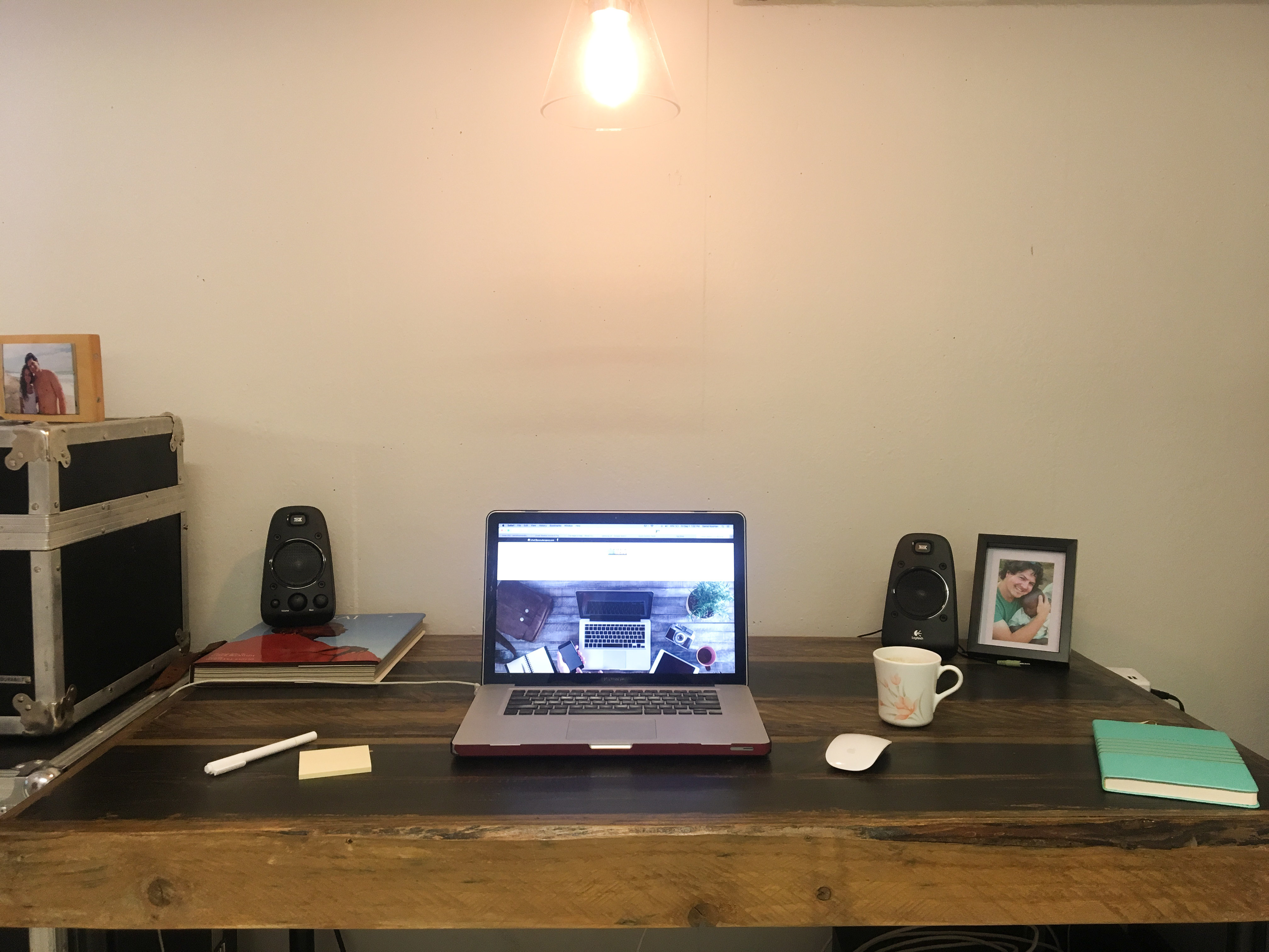 Dedicated Desk 007