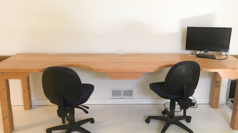 Half Desk