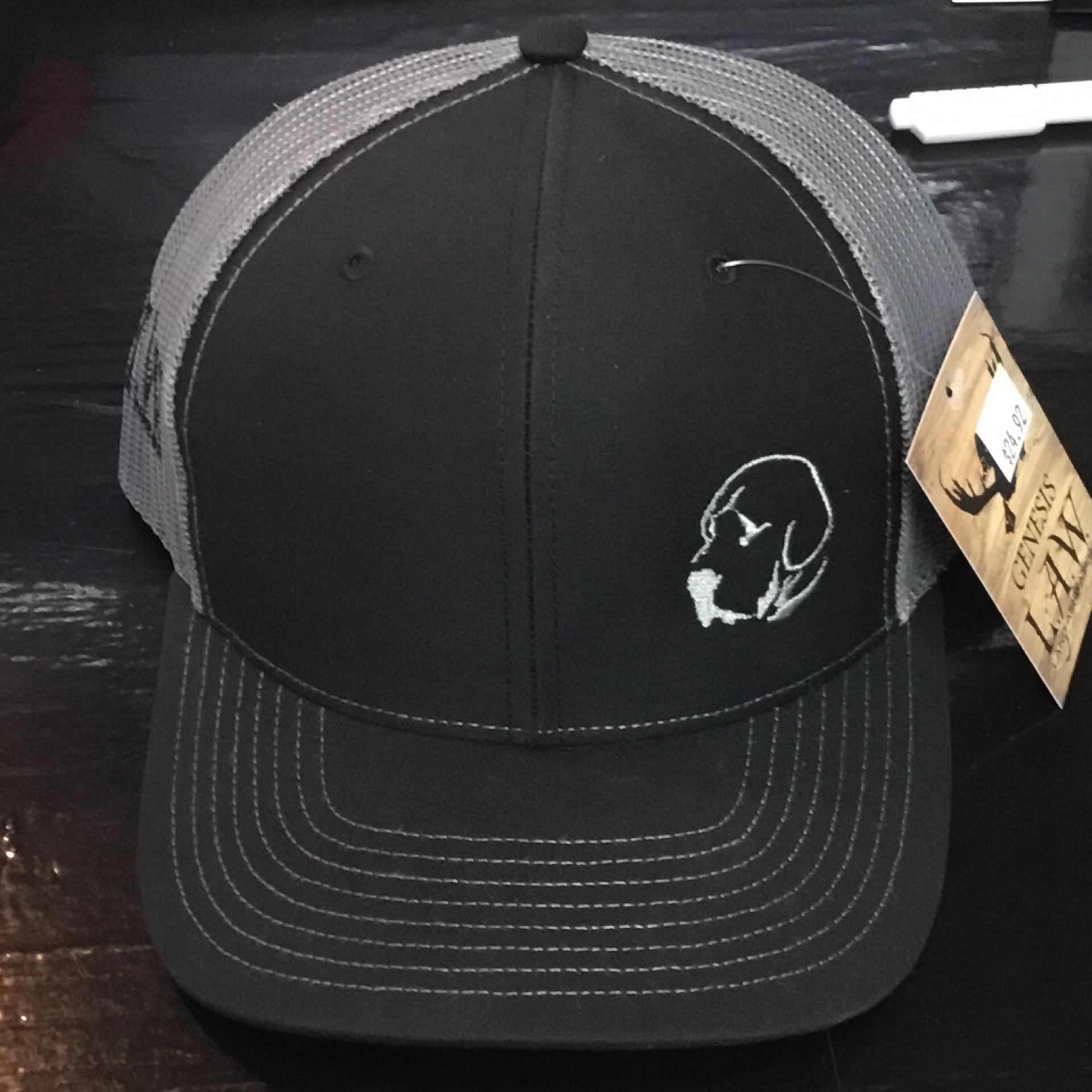 Small Lab Black/grey (Trucker) CHDDJKCXJREDHHUBHYC4WTHN