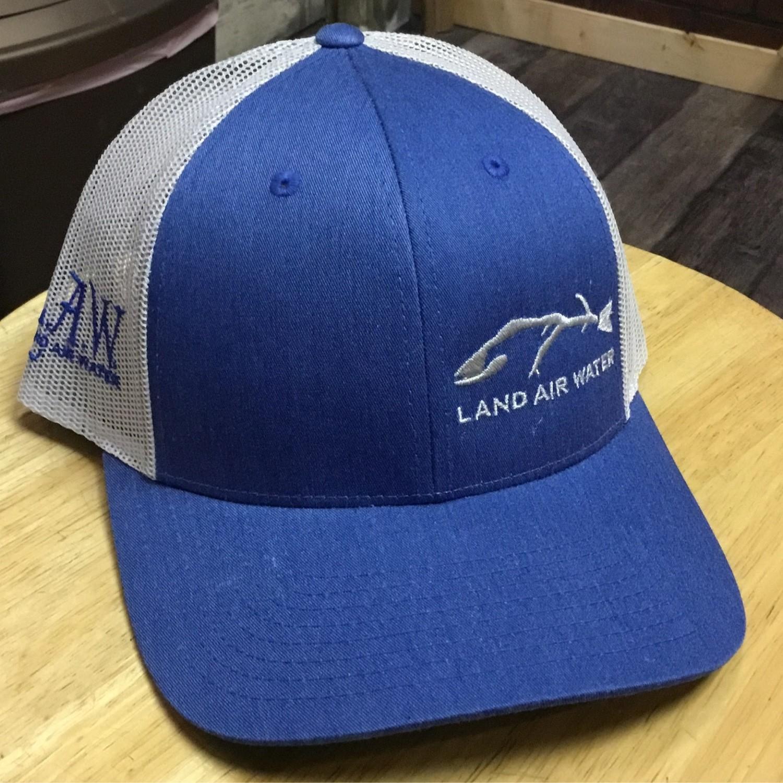 Fish- Blue Jean/Grey Trucker
