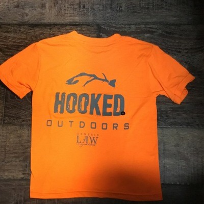 Orange Hooked