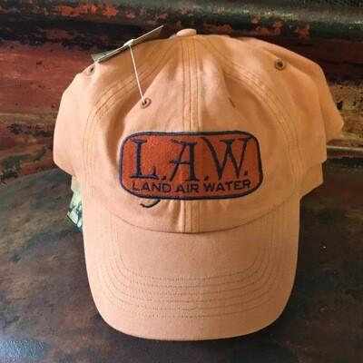 LAW Buckle Rustic Orange  (soft)