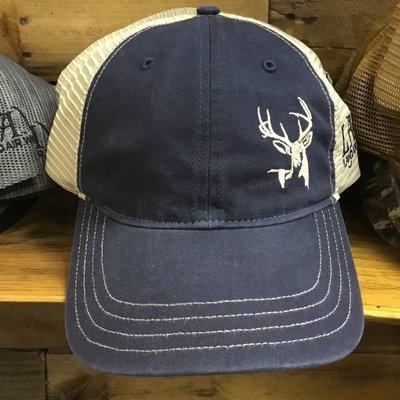 Deer Dark Blue