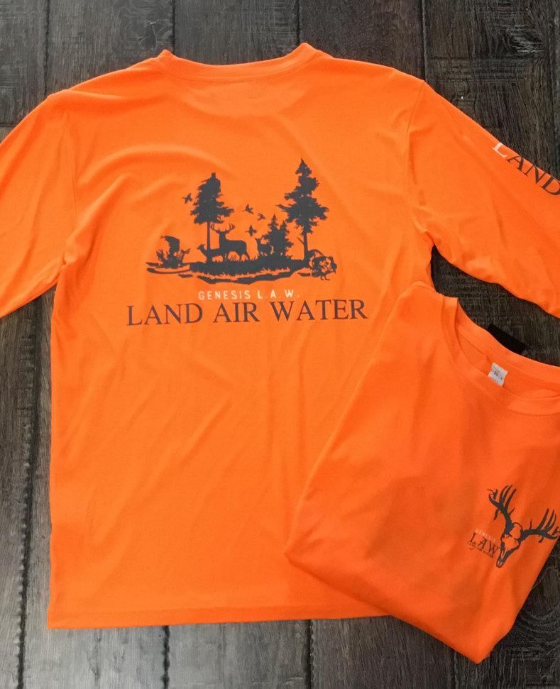 L.A.W Buck - Orange 21-005-1-base