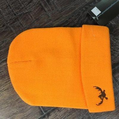 Orange Duck Hat