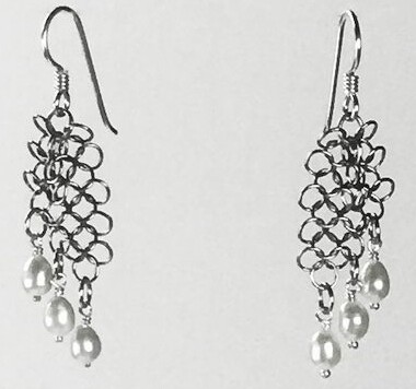 Waterfall Earrings - New!