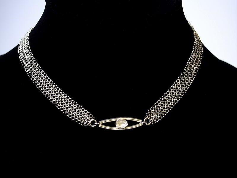 Sterling Ashpod Necklace