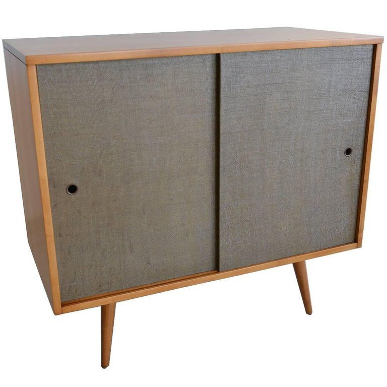 Paul McCobb Planner Group Large Cabinet, Ca. 1955