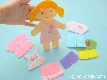 Одежда для кукол: лето