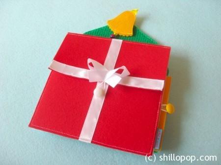 Книжка Новогодние Подарки