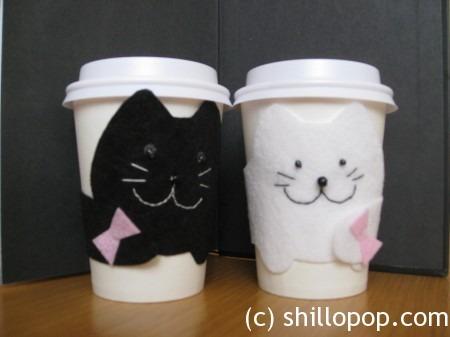 Украшение для кофейного стаканчика