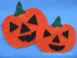 Тыквы на Хеллоуин