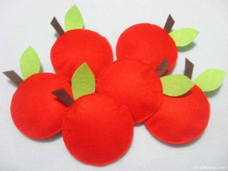 Сенсорные яблоки