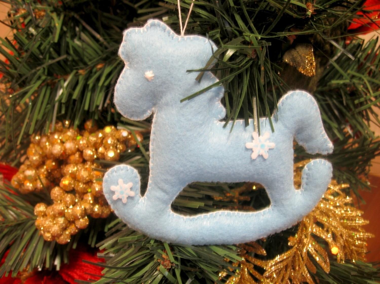 Лошадка - символ нового года