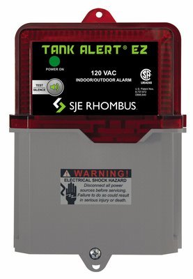 Indoor/Outdoor Alarm Tank Alert EZ