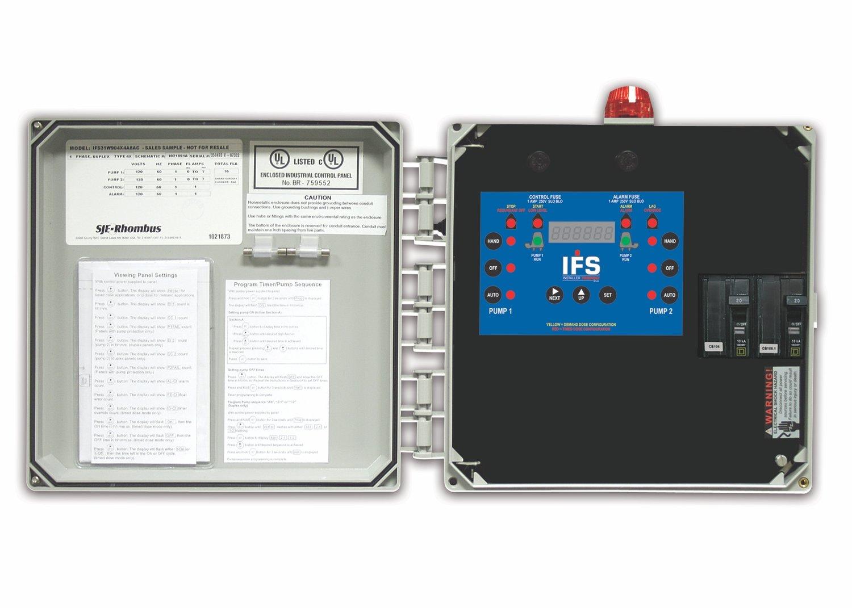 Installer Friendly Series® 1 Phase Duplex