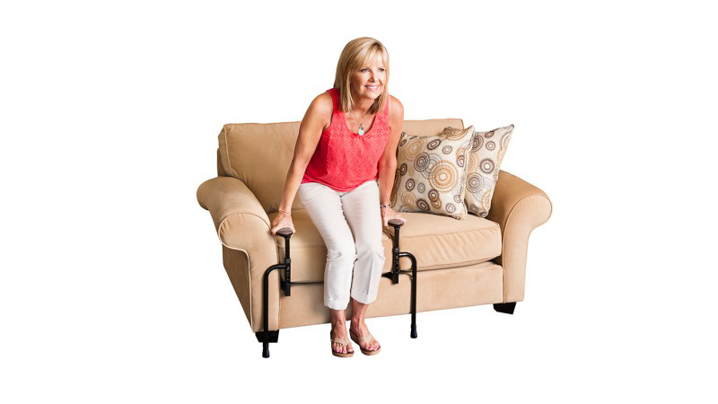 EZ Stand & Go | Couch Handles | Lift Chair Alternative | Adjustable
