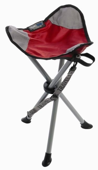 Travel TriPod Stool | Lightweight Chair | Portable Seat | Garden | Walking Limitations | Travelchair
